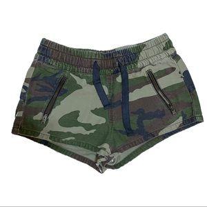 Camo TNA shorts
